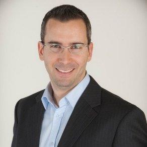 Dominic Babineau, Eng., vice-président au développement international chez Groupe Soteck, à Victoriaville.