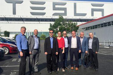 CQI-Tesla-Visit-HumanWare-Epsilia-Port-de-Trois-Rivieres-Divel-Lab-Integration