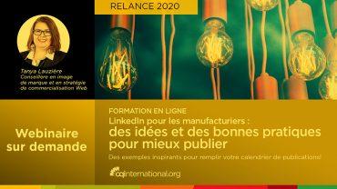 Rediffusion - Formation-webinaire-CQI-LinkedIn-idees-bonnes-pratiques-2020-05-06-ACTUALITE
