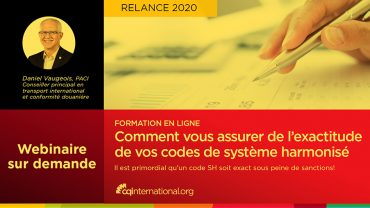Rediffusion - Formation-webinaire-CQI-codes-systeme-harmonise-SH-2020-04-29-ACTUALITE