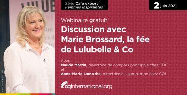 Fiche cafe export Marie Brossard