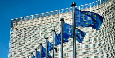 photo drapeaux union européenne