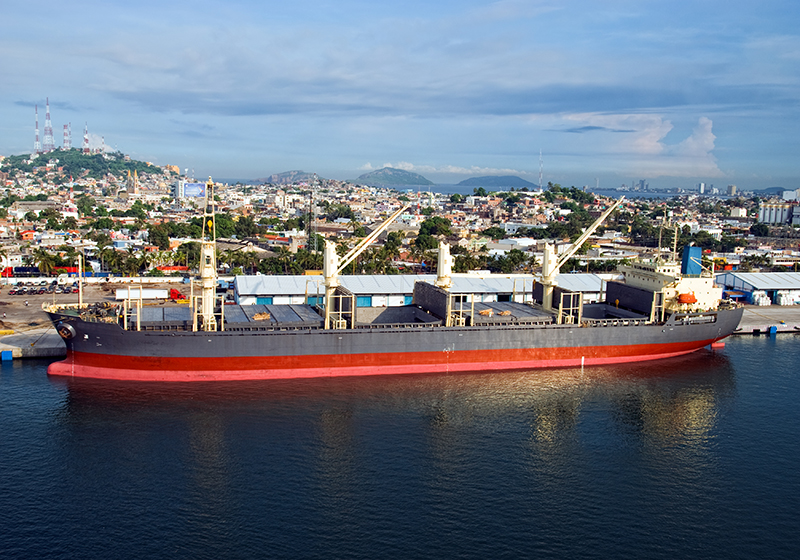 Dossier-Mexique-CQI- cargo-port-mexicain