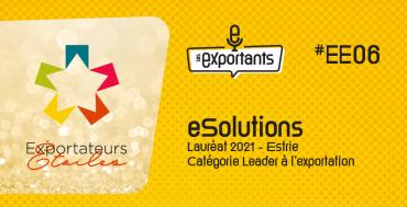 Les exportants - Exportateur étoile - eSolutions